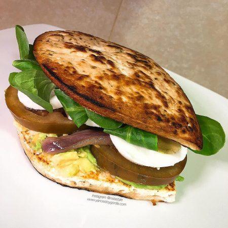 Pan de atún y claras (Pan proteico)