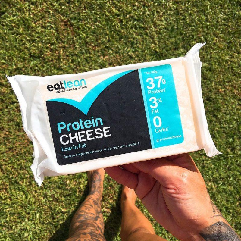 Queso proteínico Eatlean