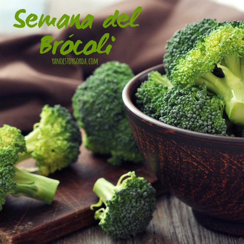 Semana del brócoli