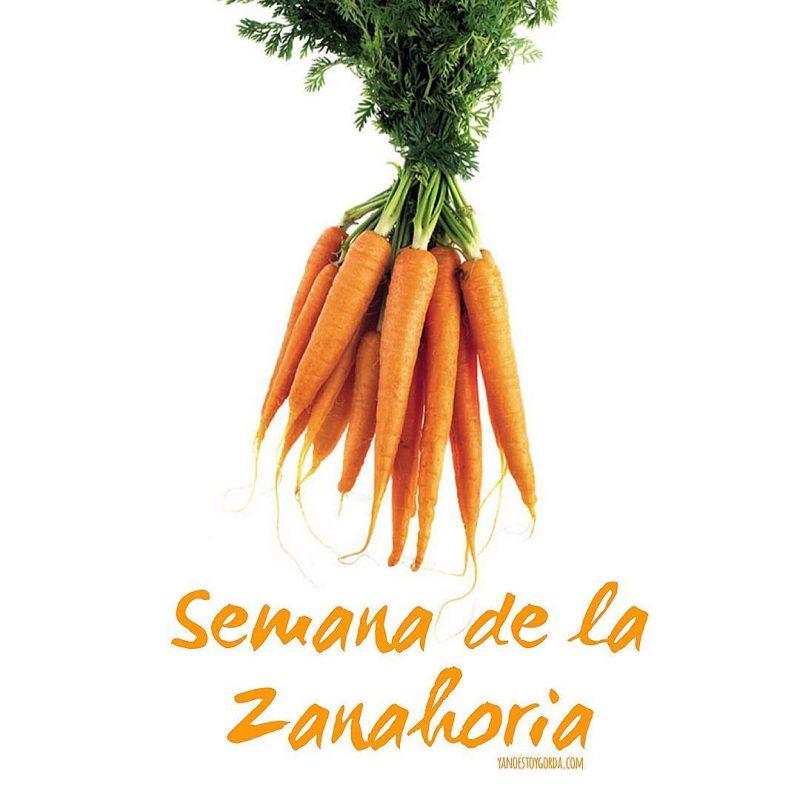 Semana de la zanahoria