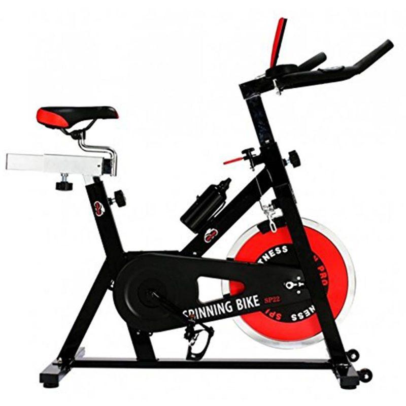 Mi bicicleta de spinning